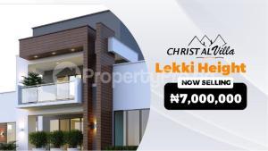 Residential Land for sale Strategically Located In Lekki Town, Shirinwon, Ibeju Lekki Free Trade Zone Ibeju-Lekki Lagos