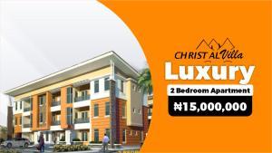 2 bedroom Blocks of Flats for sale Lagos Free Zone Epe Lagos Neander Int'l School Lagos State Govt New Town Development Authority, Orisan Water Front Scheme Pan African University Free Trade Zone Ibeju-Lekki Lagos