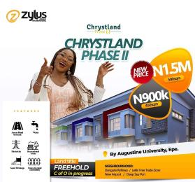 Residential Land Land for sale By Augustine University, Epe Epe Lagos