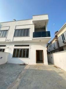 5 bedroom Detached Duplex House for sale Ado road 2 minutes drive from Ajah round about  Ado Ajah Lagos