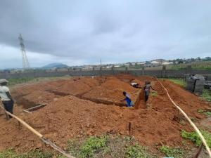 Land for sale Kukwuaba Abuja