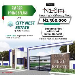 Mixed   Use Land Land for sale Poka Epe Road Epe Lagos