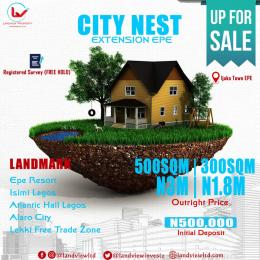 Residential Land for sale Ijako Town, Epe. Epe Lagos