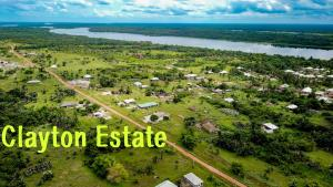 Mixed   Use Land Land for sale Clayton Estate, Located at Ode Omi Towards Atlantic Ocean, it's also a few minutes walk to the lagoon.   Okunraiye Ibeju-Lekki Lagos