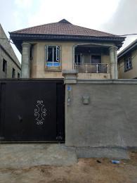1 bedroom mini flat  Blocks of Flats House for sale Canoe Bua Stop Mile 2 Isolo Lagos