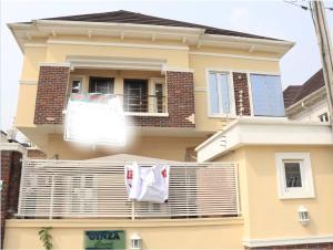 5 bedroom Detached Duplex House for rent E Idado Lekki Lagos