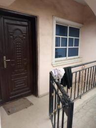 2 bedroom Blocks of Flats House for rent Close to new garage  Bariga Shomolu Lagos