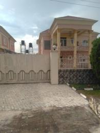 4 bedroom Detached Duplex House for sale Secured Estate in Lokogoma with Tarred Road Lokogoma Abuja