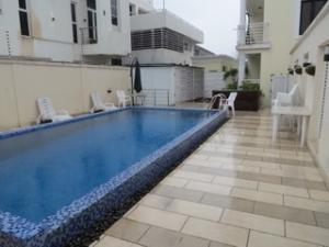 3 bedroom Flat / Apartment for rent 3RD AVENUE Banana Island Ikoyi Lagos