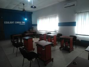 Desk Co working space for shortlet 1st floor Leventis Building Lebanon Street, Dugbe, Ibadan, Nigeria, Office Ibadan north west Ibadan Oyo