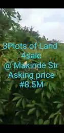 Residential Land Land for sale Makinde Street, GRA Ondo City Ondo West Ondo