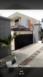 4 bedroom Detached Duplex House for sale Main Alalubosa  Alalubosa Ibadan Oyo
