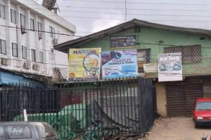 Commercial Property for sale Closed To Zenith Bank Iwo Rd Ibadan Oyo
