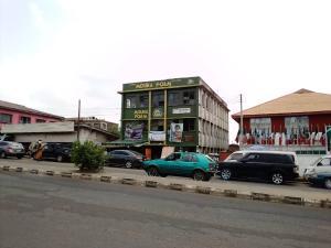 Commercial Property for sale Opp UBA Molete Molete Ibadan Oyo