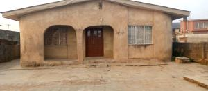 3 bedroom Shop in a Mall Commercial Property for sale Alakuko road by agbado Ojokoro Abule Egba Lagos