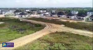 Commercial Land for sale Amen Estate Phase 2 Eleko Beach Road Eleko Ibeju-Lekki Lagos