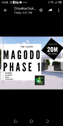 Commercial Land Land for sale Magodo GRA Phase 1 Magodo Kosofe/Ikosi Lagos
