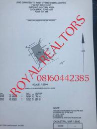 Commercial Land Land for sale Behind African ladies peace summit, cbd Central Area Abuja