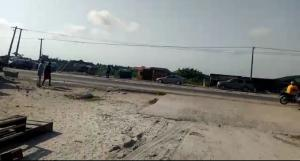 Commercial Land for sale Directly Facing Lekki Epe Expressway, Alatise Ibeju-Lekki Lagos