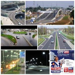 Commercial Land Land for sale Airport road, Uyo Uyo Akwa Ibom