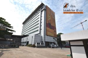 Office Space for rent Alfred Rewane Road Ikoyi Lagos