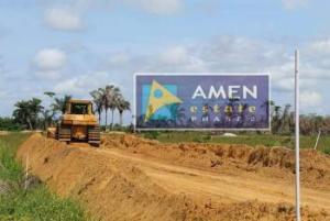 Commercial Property for sale Amen Estate, Eleko beach, before Dangote Refinery Eleko Ibeju-Lekki Lagos