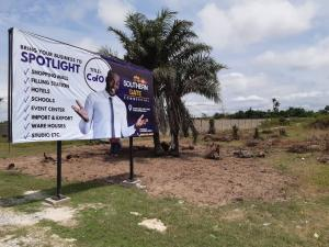 Commercial Land Land for sale Southern Gate Commercial, Osoroko Free Trade Zone Ibeju-Lekki Lagos