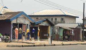 Shop Commercial Property for sale Wimpy Port Harcourt Rivers