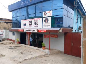 Office Space Commercial Property for sale Abatan Ogba Bus-stop Ogba Lagos