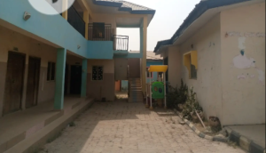 School Commercial Property for sale Street opposite zenith bank Kubwa Abuja