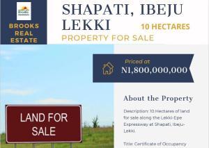 Mixed   Use Land Land for sale Beechwood Estate. Frajend, Coscharis Ibeju-Lekki Lagos