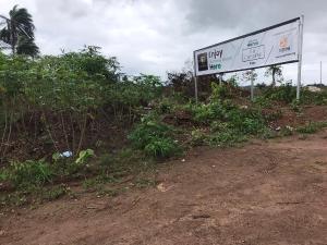 Commercial Land Land for sale Vanitcan garden estate phrase 2 behind immigration office  Asaba Delta