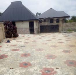 4 bedroom Detached Bungalow House for sale 1st Gate Igoba After Saint Francis School Akure Ondo