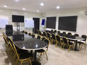 Event Centre Commercial Property for rent 15B kasumu Street Magodo GRA Phase 2 Kosofe/Ikosi Lagos