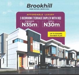 3 bedroom Terraced Duplex for sale Brookhill Park Abijo Ajah Lagos