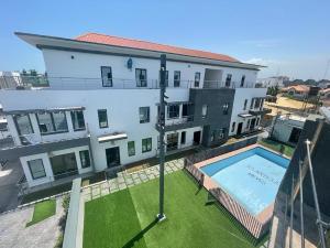 4 bedroom Terraced Duplex for rent Off Oniru Market Road ONIRU Victoria Island Lagos
