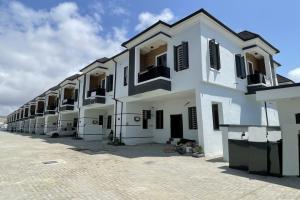 4 bedroom Terraced Duplex for sale 2nd Toll Gate Lekki Phase 2 Lekki Lagos