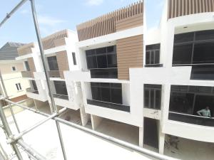 4 bedroom Terraced Duplex House for sale Off kusenla road lekki Ikate Lekki Lagos