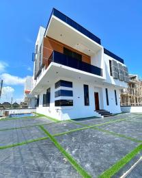 5 bedroom Detached Duplex for sale 2nd Toll Gate chevron Lekki Lagos
