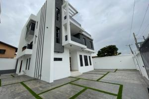 5 bedroom Detached Duplex House for sale Omole Phase 1 Ikeja Lagos