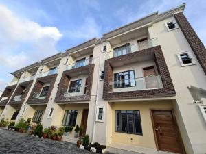 4 bedroom Terraced Duplex House for rent Lekki Right Lekki Phase 1 Lekki Lagos