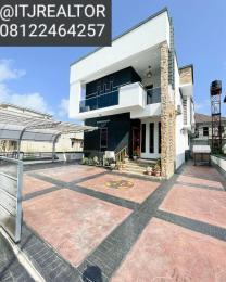 4 bedroom Detached Duplex for sale Chevron Toll Gate Orchid chevron Lekki Lagos