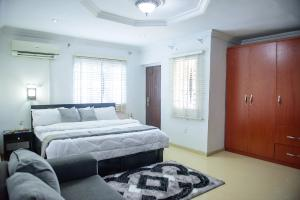 1 bedroom mini flat  Massionette House for shortlet First Unity Estate, Co-operative Bustop,Badore Road Ajah Lagos Badore Ajah Lagos