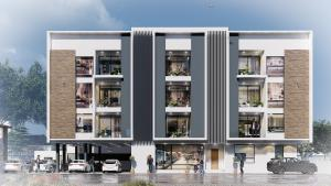 2 bedroom Flat / Apartment for sale Ocean Palms Estate Scheme 1, Meadow Hall Way, Lekki Phase 1 Lekki Lagos