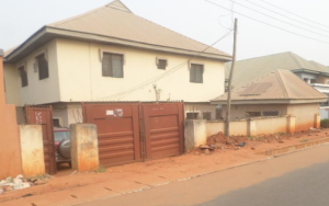 3 bedroom Blocks of Flats House for sale On the axis of DLA Asaba Delta