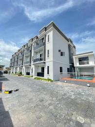 4 bedroom Terraced Duplex House for sale Oniru estate Lekki Phase 1 Lekki Lagos