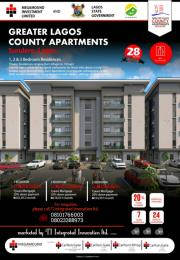 3 bedroom Shared Apartment Flat / Apartment for sale . Adeniran Ogunsanya Surulere Lagos