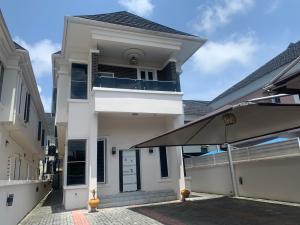 5 bedroom Detached Duplex House for rent Ogabi Eletu  Osapa london Lekki Lagos