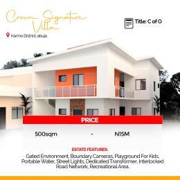 Mixed   Use Land Land for sale Opposite NDIC Quarters, Karmo District,Abuja Karmo Abuja