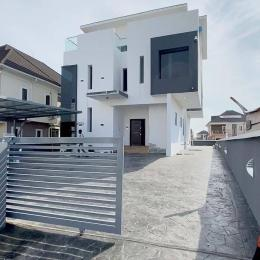 5 bedroom Detached Duplex House for sale 2nd Toll  Gate Axis Lekki Lagos